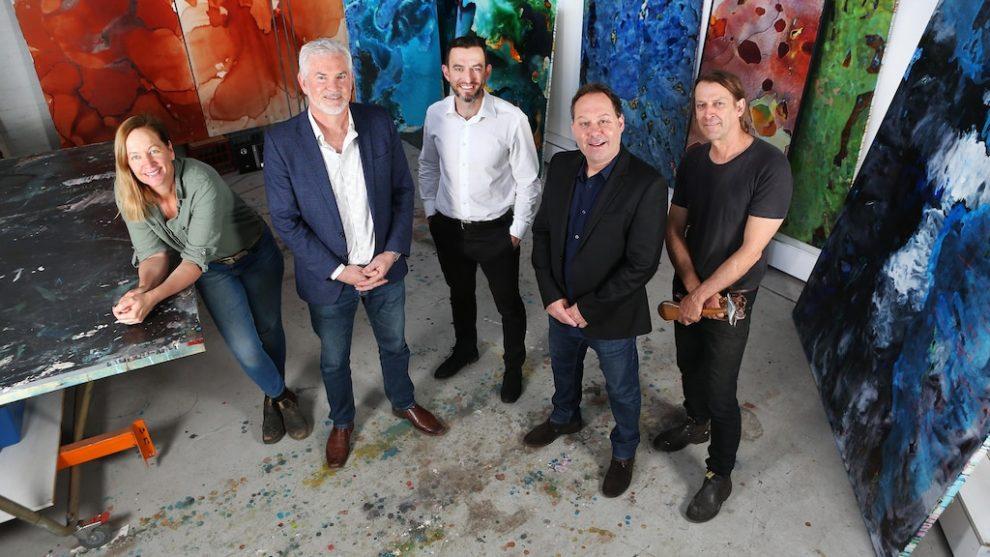 5 local perth, WA artists