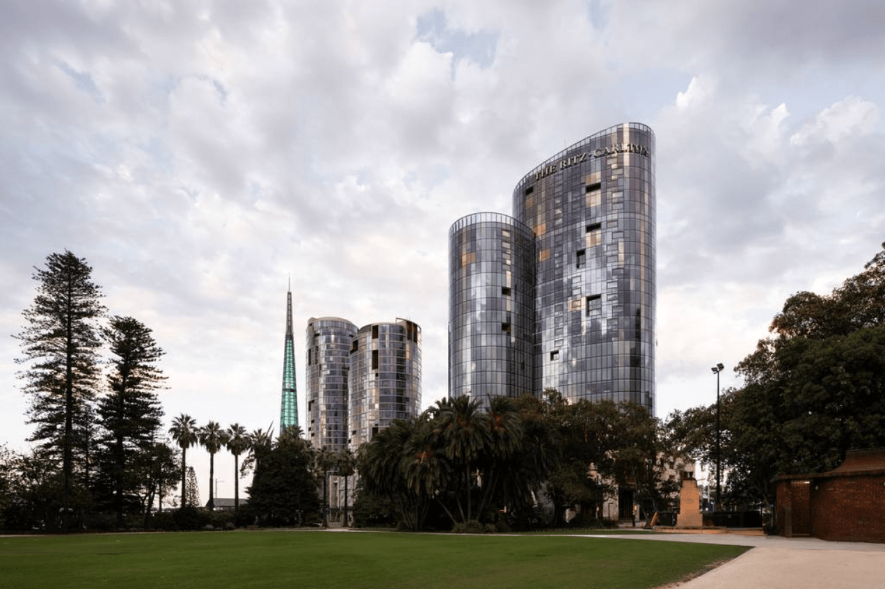 The Towers at Elizabeth Quay